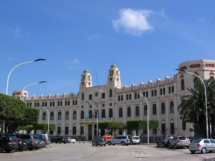Dónde alojarse en Melilla
