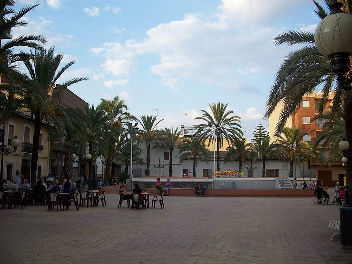 Hoteles en Picanya