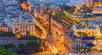 Dónde alojarse en Barcelona
