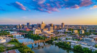 Dónde alojarse en Nashville