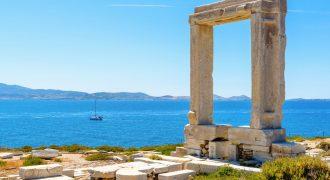 Dónde alojarse en Naxos
