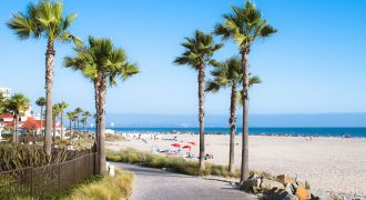 Dónde alojarse en San Diego